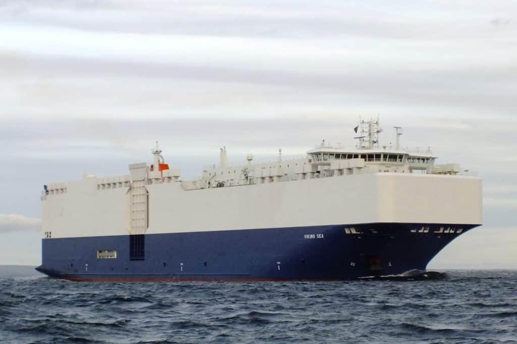 Viking Sea RoRo